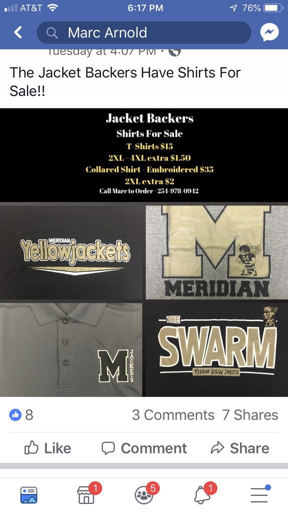 Jacket backers