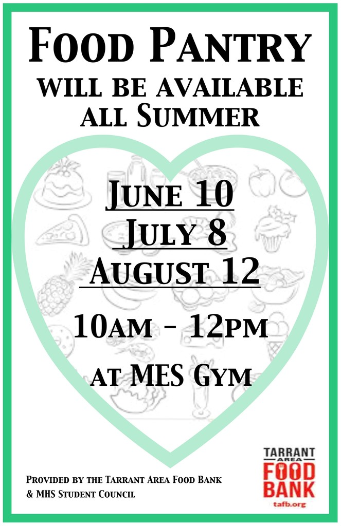 summer food pantry