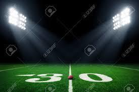 football lights